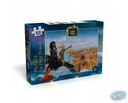 Puzzle 100 pièces - Le désert