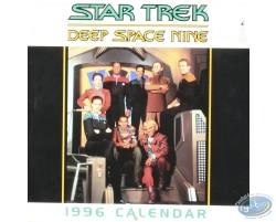 Calendrier Star Trek 1996 - Deep space nine