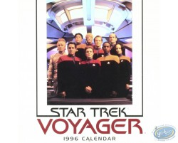 Calendrier Star Trek 1996 - Voyager