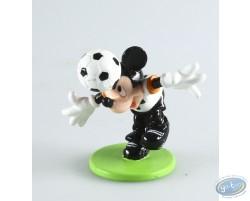 Mickey foot vareuse blanche n°1, Disney