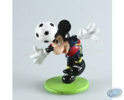 Mickey foot vareuse rouge n°1, Disney