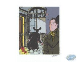 Dick Hérisson et l'ombre