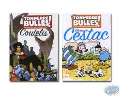 Tonnerre de Bulles : Coutelis, Cestac, Alcala