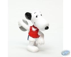 Snoopy lanceur de disque