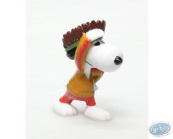 Snoopy, Le David crockett