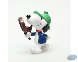 Snoopy détective, Sherlock Holmes