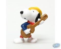Snoopy joueur de guitare