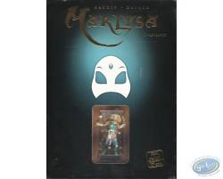 Le masque + figurine
