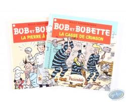Edition publicitaire, Bob et Bobette pour Passendale