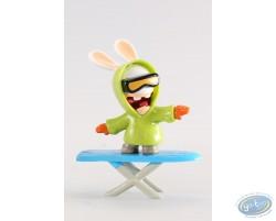 Snowboarder (planche à repasser)