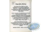 Carte postale, Tex Avery : Tex Avery - carte invitation exposition