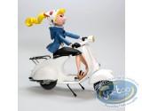 Véhicule de BD, Spirou et Fantasio : Seccotine à scooter, Michel Aroutcheff