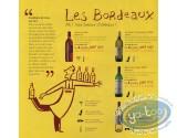 Catalogue, Monsieur Jean : Dupuy-Berbérian, Caviste Nicolas illustré par Dupuy Berberian 2 catalogues