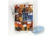 Ex-libris Offset, Belladone : Planche