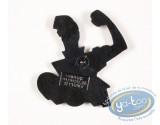 Pin's, 1789, la révolution Française : 1789, la Révolution Française, buste révolutionnaire bras levé