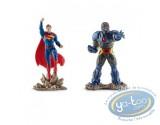 Statuette PVC, Superman : Scène Superman Vs Darseid