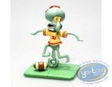 Figurine plastique, Bob l'Eponge : Carlo Tantacule Rugby