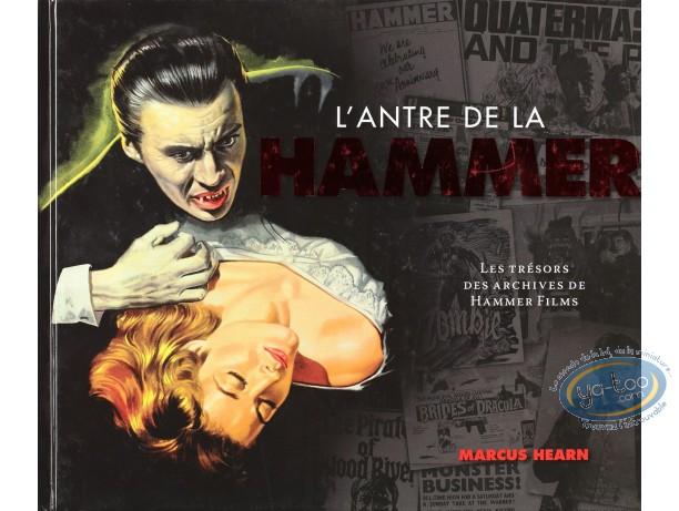 Monography, Antre de la Hammer (L') : Les trésors des archives de Hammer Films