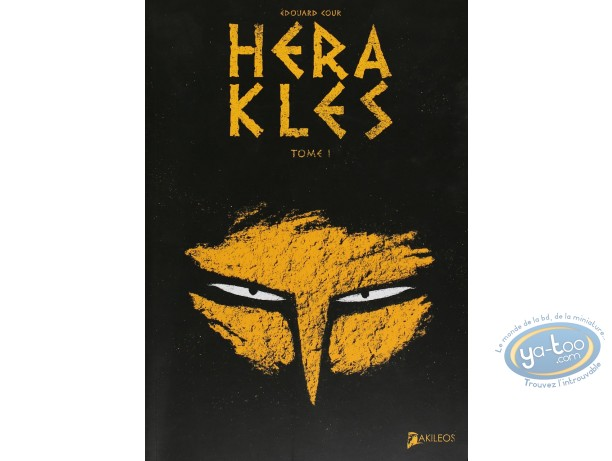 Used European Comic Books, Herakles : HeraKles