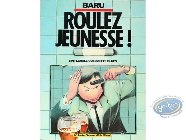 Listed European Comic Books, Roulez Jeunesse : Roulez jeunesse - L'integrale (very good condition)