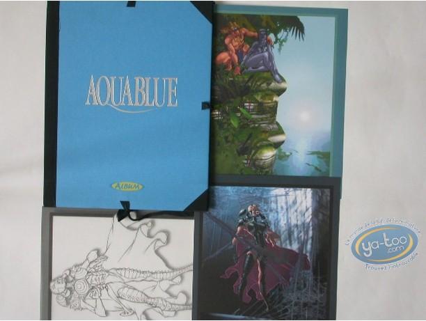 Portfolio, Aquablue : Aquablue