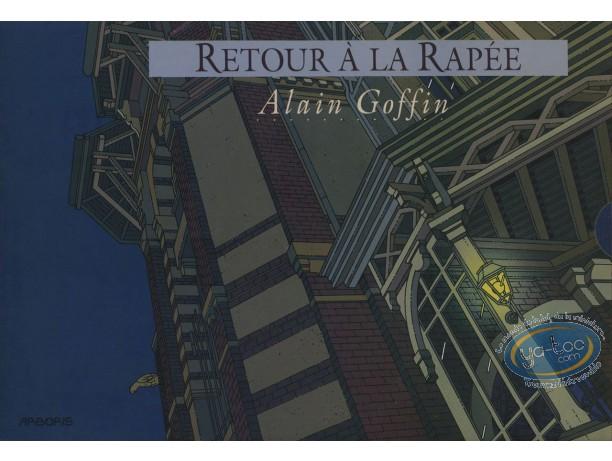 Used European Comic Books, Retour à la Rappée