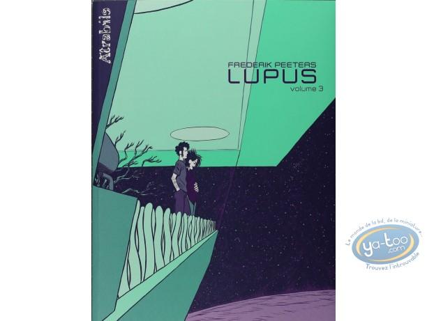 Listed European Comic Books, Lupus : Lupus