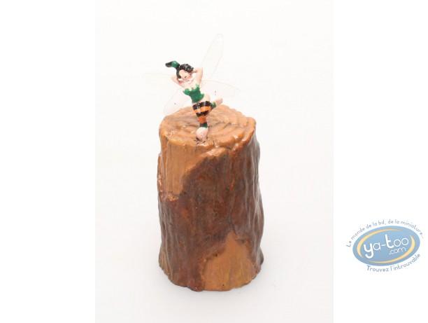 Metal Figurine, Peter Pan : Tinker Bell