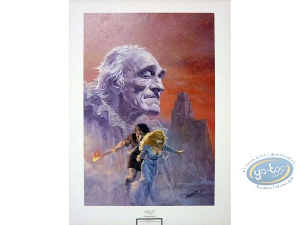 Offset Print, Thorgal : The Brek-Zarith Fall