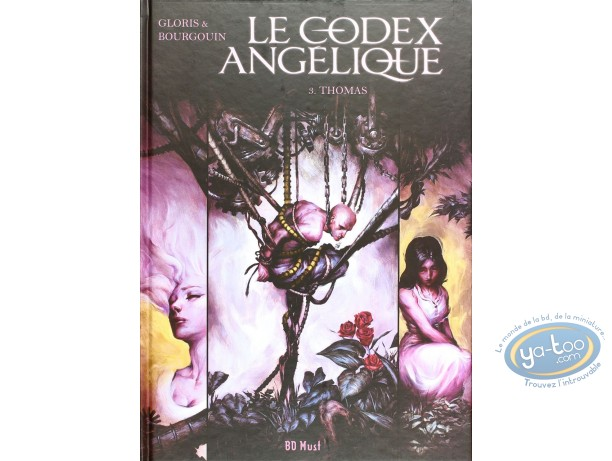 Deluxe Edition, Codex Angélique (Le) : Thomas