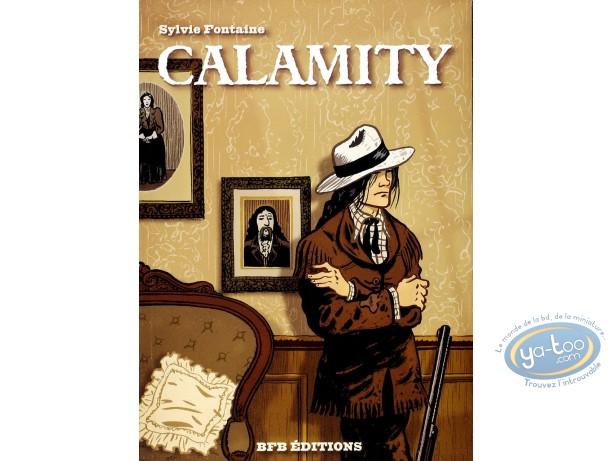 Used European Comic Books, Calamity : Fontaine, Calamity
