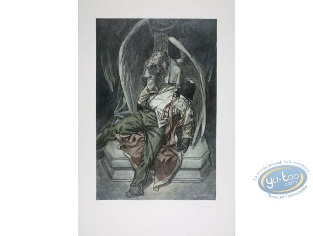 Offset Print, Blacksad : The Vault (signed)