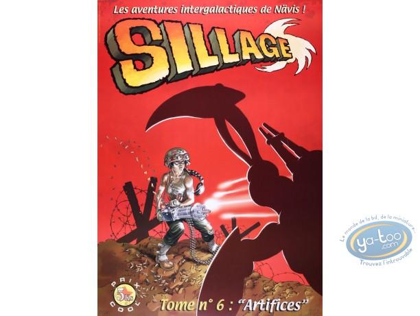 Offset Print, Sillage : Artifices