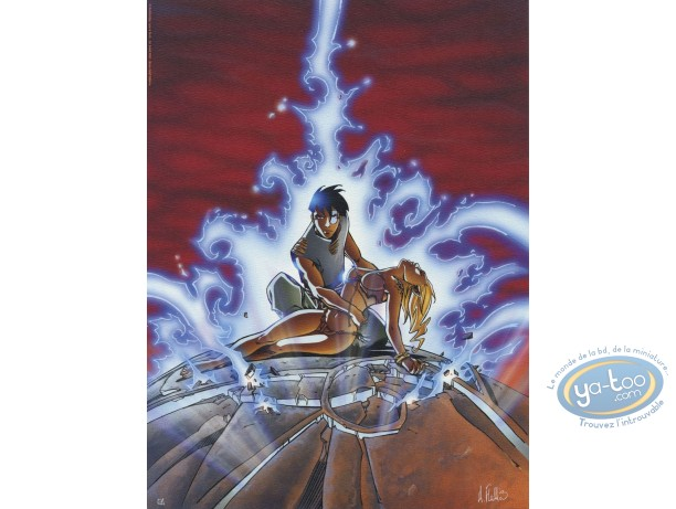 Offset Print, Slhoka : Lightning