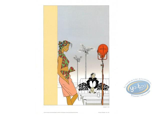 Offset Print, Madila : Octavie