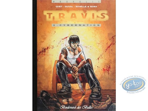 Special Edition, Travis :