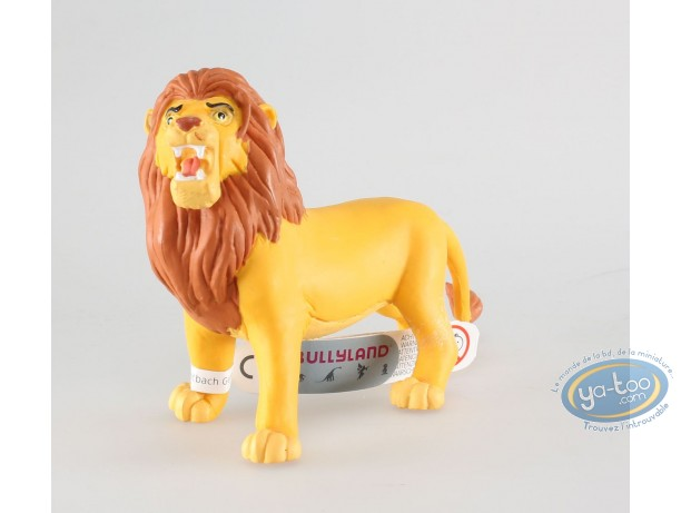 Plastic Figurine, Roi Lion (Le) : Simba