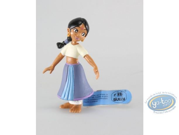 Plastic Figurine, Livre de la Jungle (Le) : Shanti