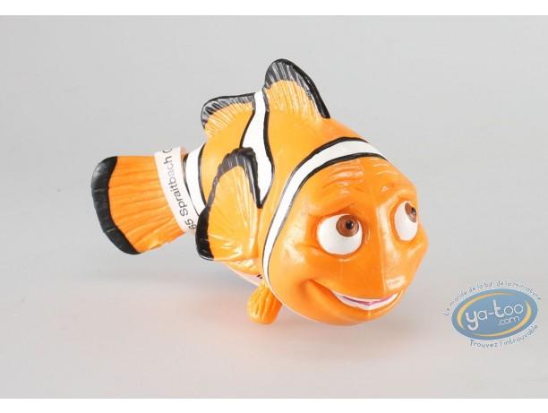 Plastic Figurine, Monde de Nemo (Le) : Marin
