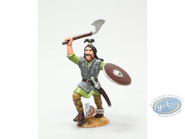 Plastic Figurine, Plastic figure, Antiques : Barbar