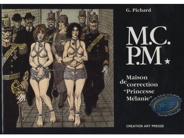 Adult European Comic Books, M.C.P.M. : M.C.P.M.