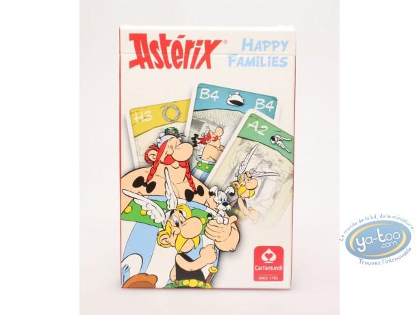 Board Game, Astérix : Astérix - Sets of 7 families