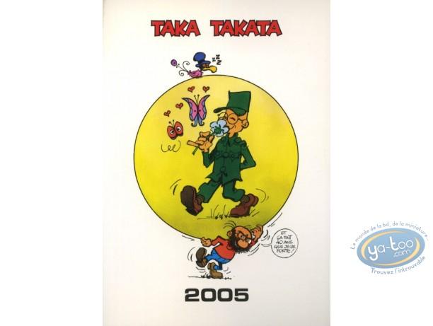 Post Card, Taka Takata : Taka Takata celebrates its 40 years