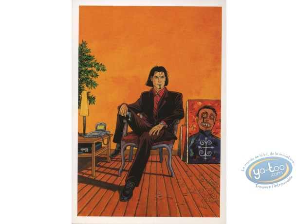 Post Card, Niklos Koda : Behind sedans - album