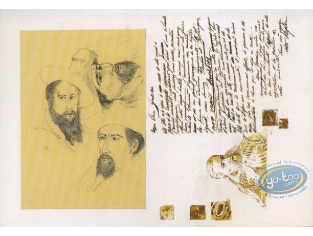 Post Card, Galilée : Galilée, newspaper of a heretic