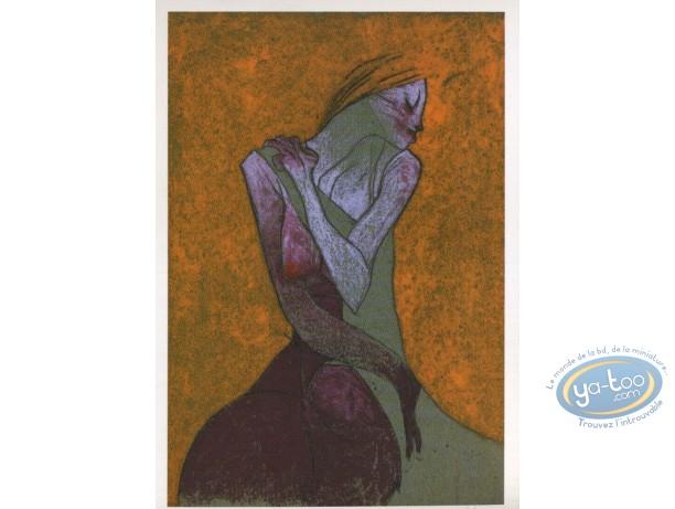 Post Card, Aphrodite : Aphrodite - the third Book