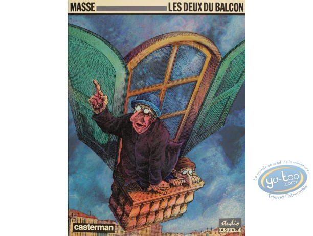 Listed European Comic Books, Deux du Balcon (Les) : Les Deux du Balcon