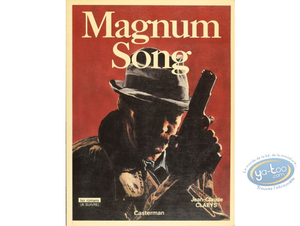 Listed European Comic Books, Magnum Song : Magnum Song