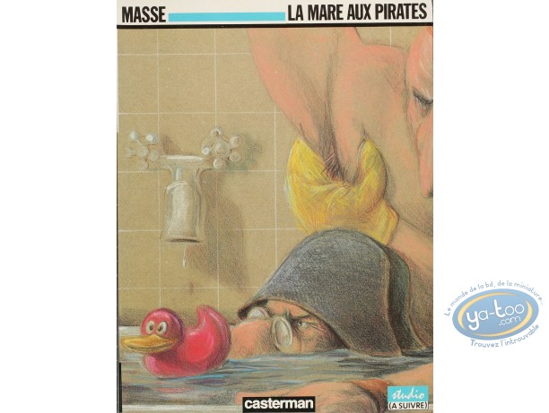Listed European Comic Books, Mare aux Pirates (La) : La Mare aux Pirates