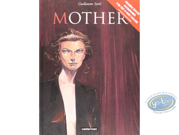 Listed European Comic Books, Mother : Sorel, Mother